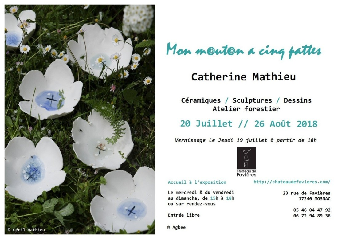 CATHERINE MATHIEU EXP2018